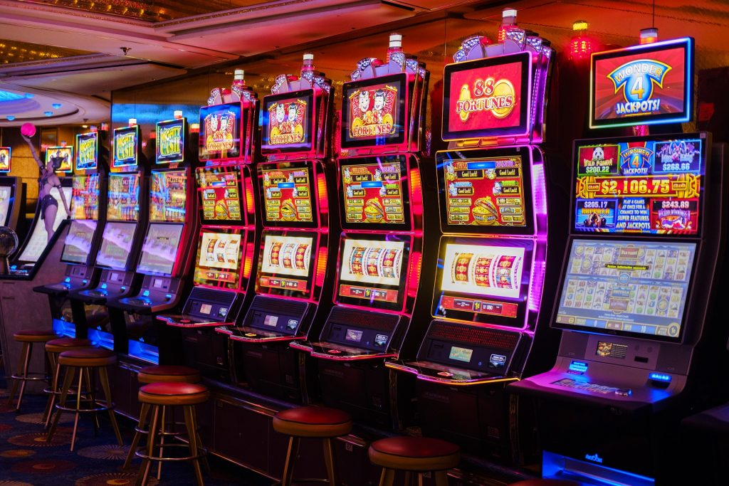 online real money slots