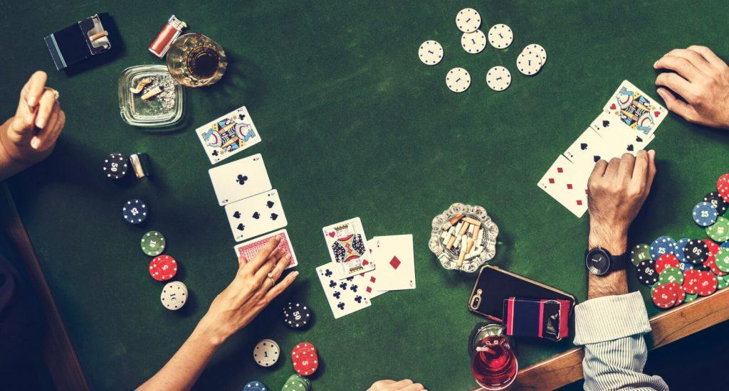 a gambling man summary